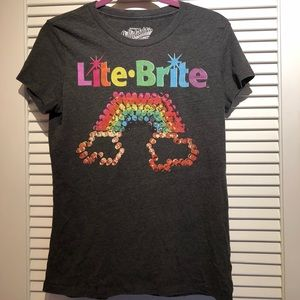 Retro Lite Brite t-shirt from Old Navy